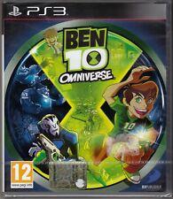 Ps3 PlayStation 3 BEN 10 OMNIVERSE 1 nuovo sigillato italiano pal