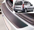 CITROËN BERLINGO MK3 - CARBONE STYLE Pare-chocs arrière protection