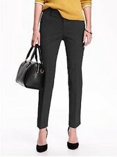 Old Navy Women's Harper Mid-Rise Black Pant~ NWT 4