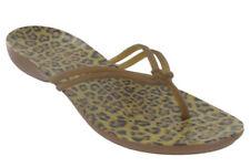 Calzado de mujer Crocs leopardo