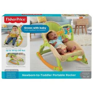 68110 INFANT TO TODDLER ROCKER With Electoronic Vidrator