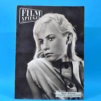 GDR Filmspiegel 20/1957 Nana Schwebs Böhlen Charles Chaplin Serge Reggiani