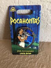 NEW Disney Pocahontas Meeko Flit Pin 25th Anniversary ~ Free Shipping!
