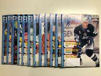 Eishockey Magazin---1996---Kompletter Jahrgang--12 Magazine--guter Zustand