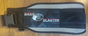 BASS PRO Shops BASS BLASTER  fishing back support belt - size - LARGE