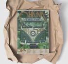 Pearl Jam Ohana Fest AP S/N xx/100 poster