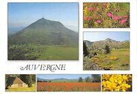 BT8226 Le Puy de Dome er le massif du Sancy         France