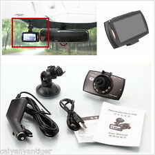 "2.7"" HD LCD 1080P Car Camera DVR Video Recorder Dash Cam Night Vision G-Sensor"