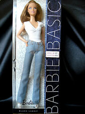 Mattel Barbie Collector Black Label Barbie Basics Collection 002 Model 07 New