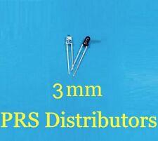 Infrared Led 3mm 940nm Ir Infrared Emitting Amp Receiving Diode Us Seller