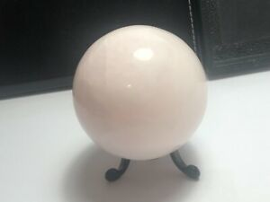 Top Grade Pink Calcite Crystal Sphere Pakistan MG1003