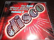 best disco album in the universe Vol 3 CD Sylvester Chic Voyage Lorraine Johnson