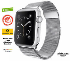 Apple Watch SERIES 5 (44mm) MILANAISE Armband SILBER | Nur Band