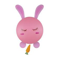 Artículos de iluminación de color principal rosa para niños