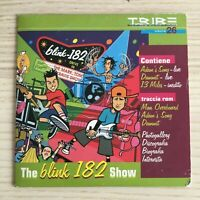 Blink-182 _ The Blink-182 Show Tribe Vol.26 _ CD Audio + Rom PROMO _ RARO