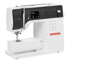 Bernina 380 Sewing Machine RRP $2,499 Brand New Now $2,149 Save $350
