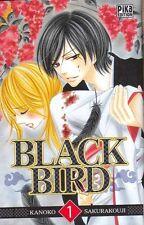 BLACK BIRD tome 1 Sakurakouji MANGA shojo en français