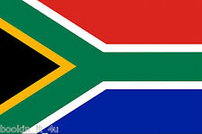 ***SOUTH AFRICAN VINYL FLAG DECAL / STICKER***