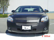 Colgan Front End Mask Bra 2pc. Fits Chevy Malibu 2008-2012  W/License Plate