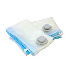 Set Of 4 Space Saver Saving Storage Bag Vacuum Seal Compressed Organizer 50* 60