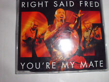 RIGHT SAID FRED RSF You`re My Mate Euro House Maxi CD 4 Tracks GUT!!!