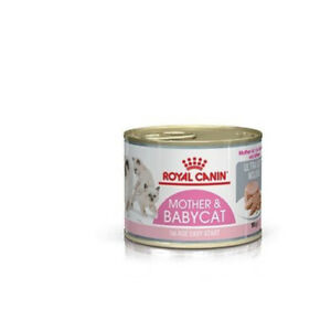 Royal Canin Mother & Babycat Tin 195g of Mousse For Kittens (0 To 4 Months)