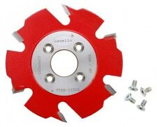 Lamello HW-Nutfräser, 100x4x22 mm, Z2+V4 | 132000