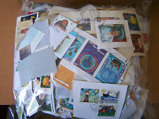 500grs OF WORLD CHARITY KILOWARE WITH SOME FDC CUTTINGS,ETC,,NICE MIXTURE.
