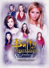 Buffy the Vampire Slayer Women of Sunnydale Card Set