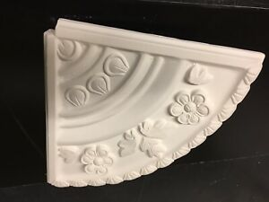 Ceiling corners to enhance 127mm coving