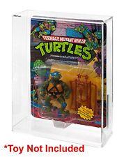 Teenage Mutant Ninja Turtles Playmates (1988-1992) Acrylic Display Case