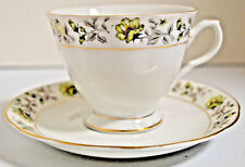 Porcelain Cup and Saucer Made in China