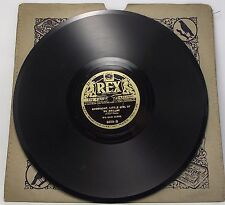 """John Hare : The Last Round-Up 78 rpm 10"""" Record"""