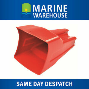 2L Boat Bailer - Heavy Duty Plastic - High Visibility and ergonomic handle
