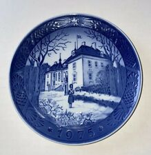 1975 Royal Copenhagen The Queen's Christmas Residence Marselisborg Kai Lange