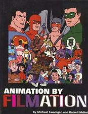 RARE - ANIMATION BY FILMATION by Michael Swanigan and Darrell McNeil