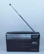 Rare Vintage National Panasonic MW-SW 2-Band Tuning Radio R-218R