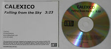 Calexico - Falling From The Sky (3:23) - Promo CD Single