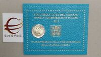 2 euro VATICAN 2019 Vaticano Vatikan Chapelle Sixtine Ватикан 教廷 バチカン Vaticaan