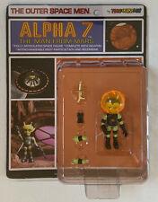 Four Horsemen Outer Space Men ALPHA 7 unused MOC exclusive Mel Birnkrant version