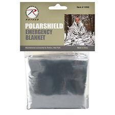 Rothco Polarshield Nasa Survival Emergency Thermal Safety Waterproof Blanket