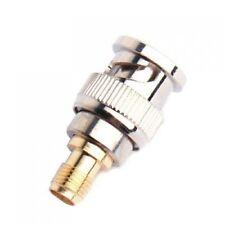 BNC Male to SMA Female Plug Coax Adapter N3