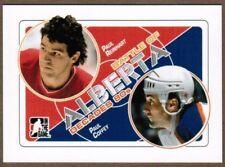 2010-11 ITG Decades 1980s Battle of Alberta #BA04 Reinhart/ Coffey (ref 14811)