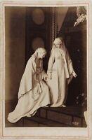 Genoa Cimitero Italia Foto Alfredo Noack PL17c2n10 Armadio Vintage Albumina