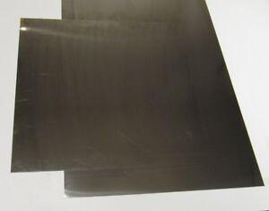 Druckplatte Grundplatte 470x470x0,60mm C-Stahl 1.2003 absolut plan