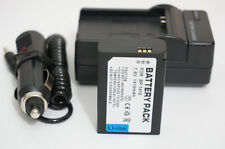 Battery + AU/US/EU Charger For Samsung Smart Camera WB2200F NX30 BP-1410 High Q