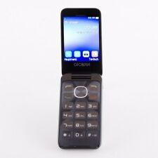 Alcatel One Touch 2051 8 Mo Metal Silver Portable clients article retourné comme neuf