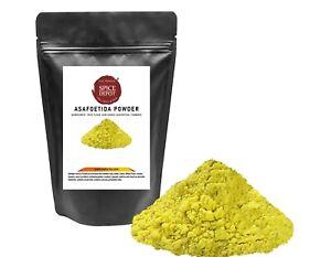 Asafoetida Powder hing powder, bandhani hing . FREE U.K P&P