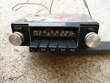 VINTAGE ASTOR Model CR-75 CAR RADIO Mono Stereo Spares Or Repairs Classic Car