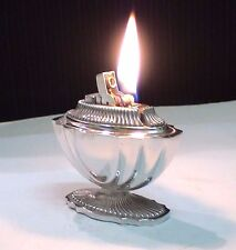Briquet ancien Table * ASR * USA automatic Desk Lighter * Feuerzeug * Accendino